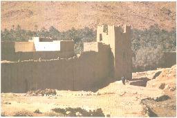 Les ksours dans la province d'Errachidia