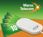 internet 3G+ Maroc Telecom