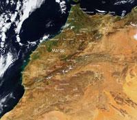 Prévisions Météo Errachidia Maroc