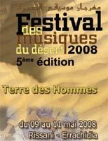 Festival des musiques du d�sert