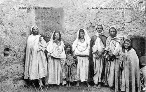 juifs errachidia